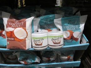 Coconut Products at E-mart Town