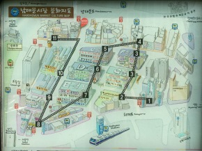 Namdaemun Market –남대문시장